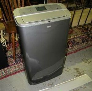 LG Portable Air Conditioner 12,000 BTU With Remote-$220.. firm on price for Sale in Rosemead, CA