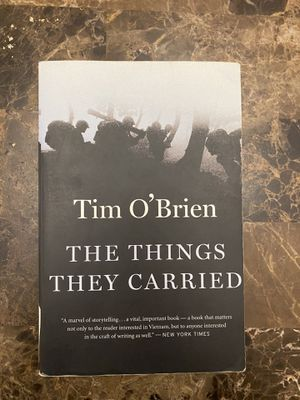 The Things They Carried by Tim O'Brien for Sale in Boston, MA