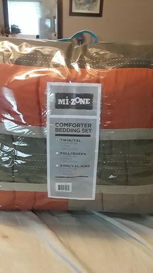 Twin/TXL Mi Zone Comforter Bedding Set for Sale in Evansville, IN