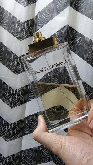 dolce & gabbana fragrance used missing top - $160 in stores for Sale in Orangeville, UT
