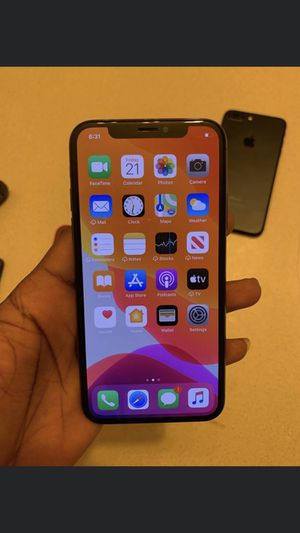 iPhone XS Max for Sale in Indianapolis, IN