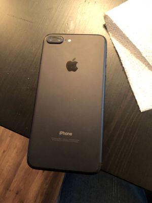 iPhone 7 Plus for Sale in Pflugerville, TX
