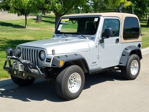 2005 Jeep Wrangler for Sale in Portland, OR