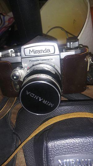 Miranda cameras and lenses for Sale in Corpus Christi, TX