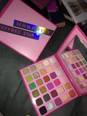 Jeffree Star X Morphe Palette Authentic ! for Sale in Modesto, CA