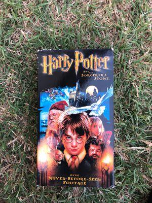 Harry Potter VHS tape for Sale in Norwalk, CA
