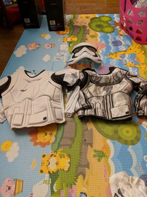 Stormtrooper costume SMALL for Sale in Los Angeles, CA