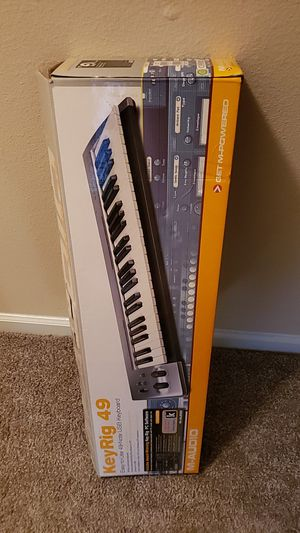 M-AUDIO KeyRig 49 for Sale in Nashville, TN
