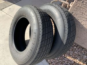 2 Hartland Trailer Tires - ST205/75R15 for Sale in Chandler, AZ