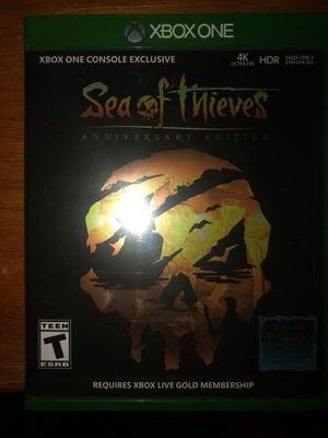 Sea of thieves anniversary addition not used for Sale in Lake Wales, FL