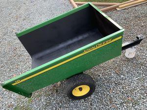 18 John Deere dump cart heavy duty for Sale in Charles City, VA
