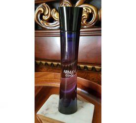 Women's Giorgio Armani Code Fragrance Perfume for Sale in Cape Coral,  FL