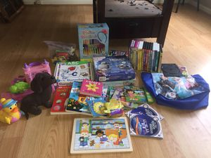 Children's Activity Box for Sale in Raleigh, NC