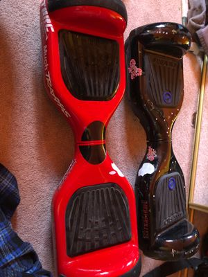 2 Hoverboards for Sale in Naperville, IL