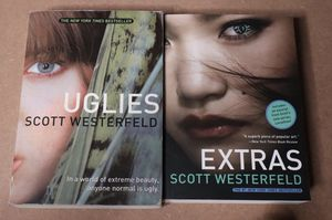 Uglies and Extras(sequel) by Scott Westerfeld for Sale in Sacramento, CA