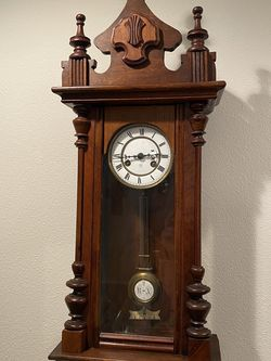 Antique Junghan Wall Clock for Sale in Battle Ground,  WA