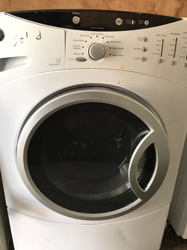 GE Front Loading XL washing machine $200