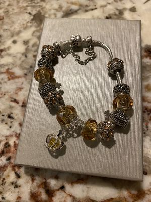Charm bracelet for Sale in Renton, WA