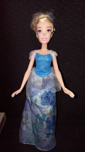 "New Princess Doll 11 1/2"" for Sale in Zanesville, OH"