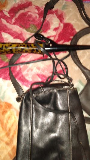 Women's clothes medium and large some has tags..purses and bags and curler for Sale in Perris, CA