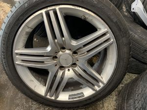 2011 Mercedes S550 cls550 AMG Sport Wheels for Sale in Sterling, VA