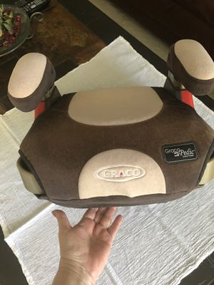 Booster Seat, Graco for Sale in Irvine, CA