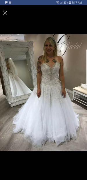 Allure bridals wedding dress for Sale in Palmyra, MO