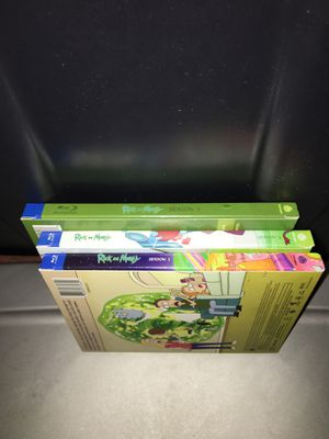Rick and Morty - Season 1-3 - BLU-RAYS for Sale in Norwalk, CA