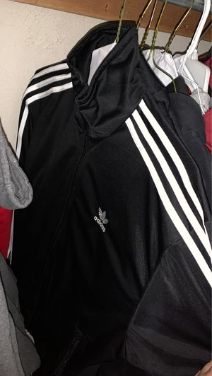 Adidas track jacket for Sale in Grand Prairie, TX
