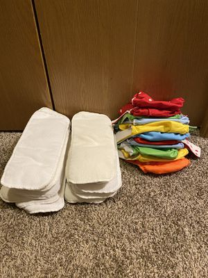 Cloth diapers for Sale in Tacoma, WA