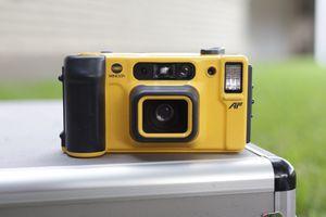 Minolta WaterProof 35mm Film Camera for Sale in Pasadena, TX