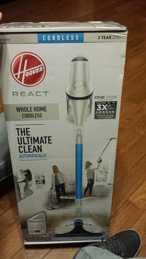 Hoover REACT Cordless Vacuum for Sale in Lilburn, GA