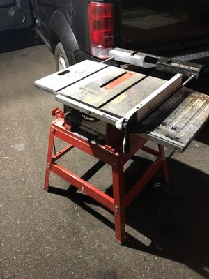 "Skill table saw 10"" for Sale in Philadelphia, PA"