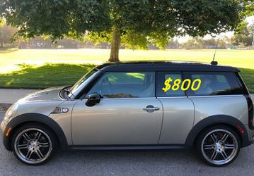🙏❤$8OO For sale URGENTLY 2009 Mini Cooper S turbo 3-Door Super cute and clean in and out,.,.,. !!🙏💝 for Sale in Vancouver,  WA
