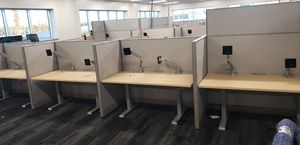 Office assemble solutions ( I don't sale I assemble) for Sale in Dallas, TX