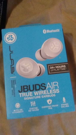 Jlab jbuds air earbuds for Sale in Huntsville, AL