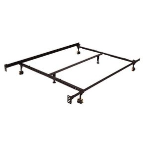 60% OFF // Premium Universal Lev-R-Lock® Bed Frame- Fits standard Twin, Full, Queen, King, California King sizes for Sale in Deerfield Beach, FL