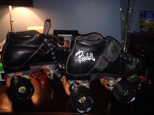 Riedell Quad Roller Skates roller derby for Sale for sale  Brooklyn, NY