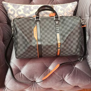 LV Louis Vuitton Damier 1888 Duffle Travel Bag for Sale in Framingham, MA