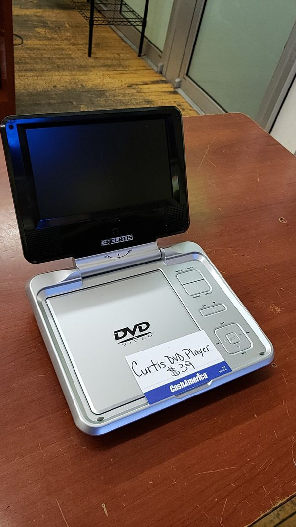 Curtis DVD Player