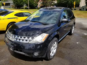 2007 Nissan Murano AWD. PRICE DOES NOT INCLUDE TAX AND LICENSE FEES for Sale in Snohomish, WA