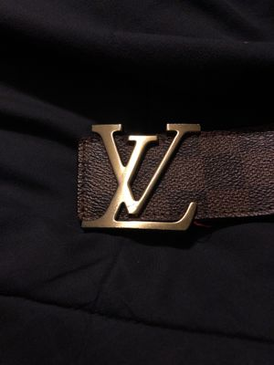 Louis Vuitton belt for Sale in Crownsville, MD