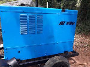 Welder- Miller big blue 500D for Sale in Sugar Hill, GA