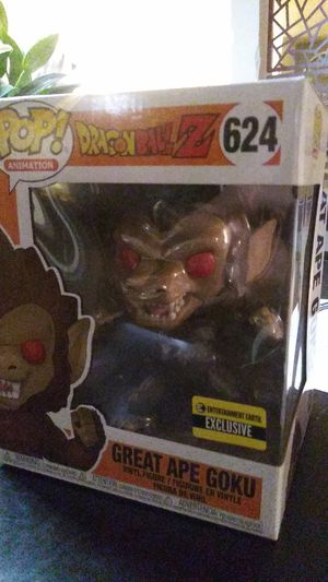 Dragon Ball Z pop! (Large size) for Sale in Morgan Hill, CA