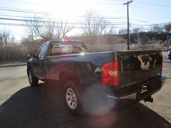 2009 Chevrolet Silverado 1500 Regular Cab