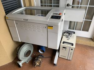 "Laser Cutter, C02, 24x18"" for Sale in Miramar, FL"
