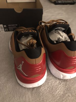 Brand new air Jordan trainer ST Prem size 11 men never worn with box for Sale in Los Angeles, CA