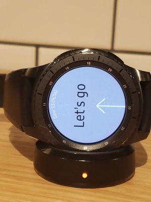 SAMSUNG GEAR S3 (REACTIVATION LOCKED) OUT OF WARRANTY for Sale in Evansville, IN