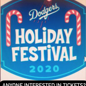 Dodger Holiday Festival for Sale in Baldwin Park, CA