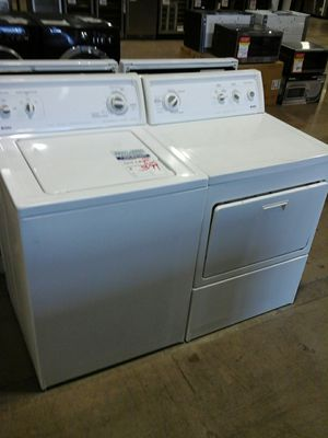 Kenmore washer dryer set tested #Affordable82 for Sale in Englewood, CO
